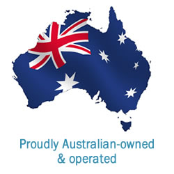 Proudly Australian-owned & operated